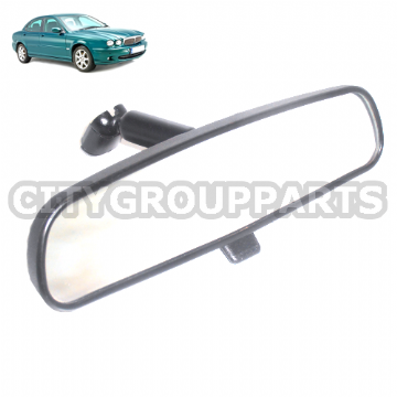 GENUINE JAGUAR X TYPE MODELS FROM 2001 TO 2009 INTERIOR REAR VIEW MIRROR